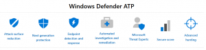 Windows Defender Antivirus AntiSpyware